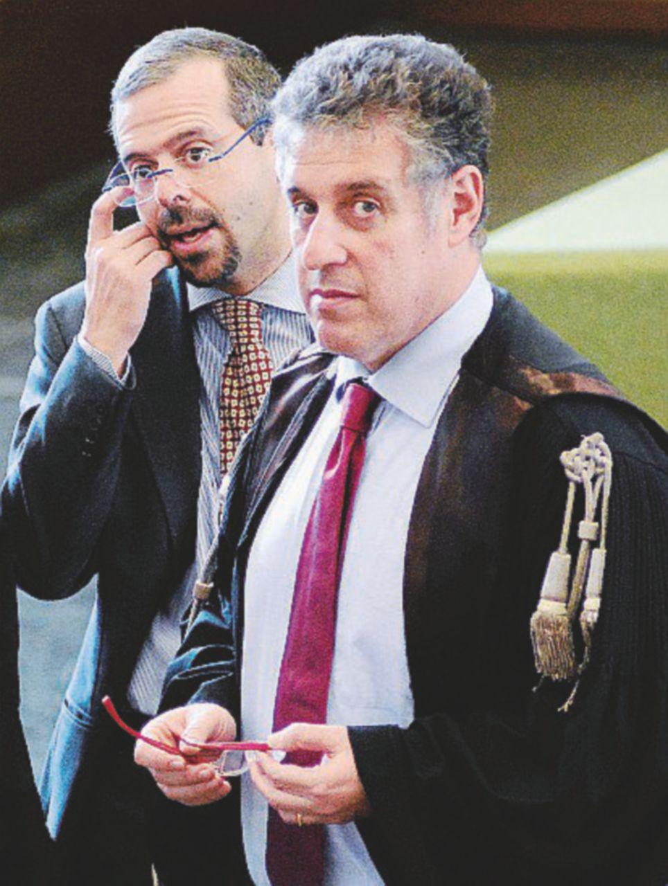 Il procuratore Lo Voi contro Di Matteo: vuole ritardare il trasferimento a Roma