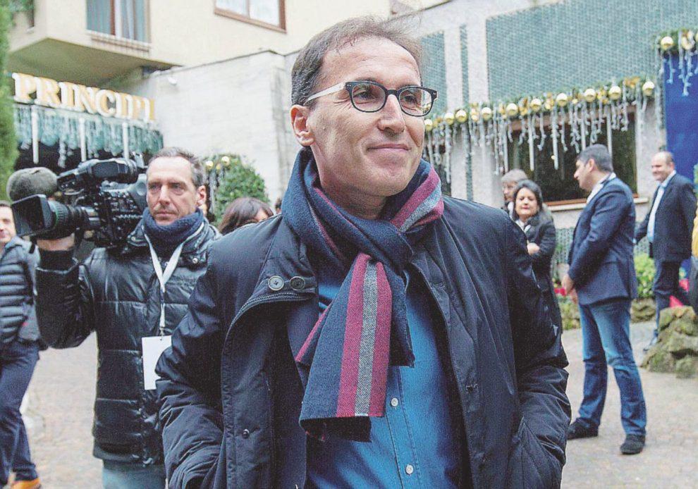 Deputato e docente – Francesco Boccia, esponente del Pd,  è presidente della commissione Bilancio a Montecitorio  – LaPresse