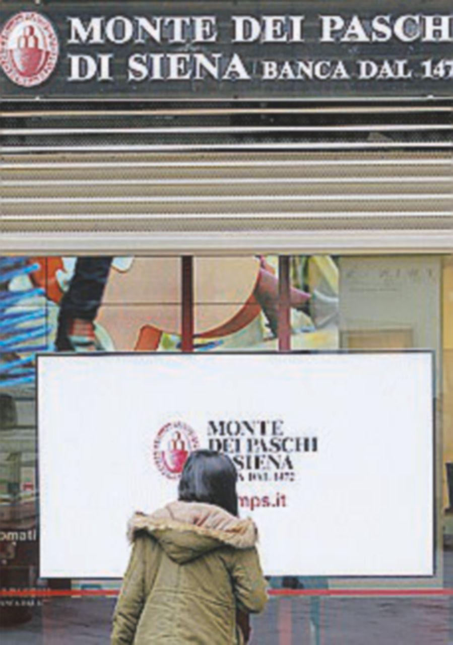 Un istituto di credito su cinque è in sofferenza