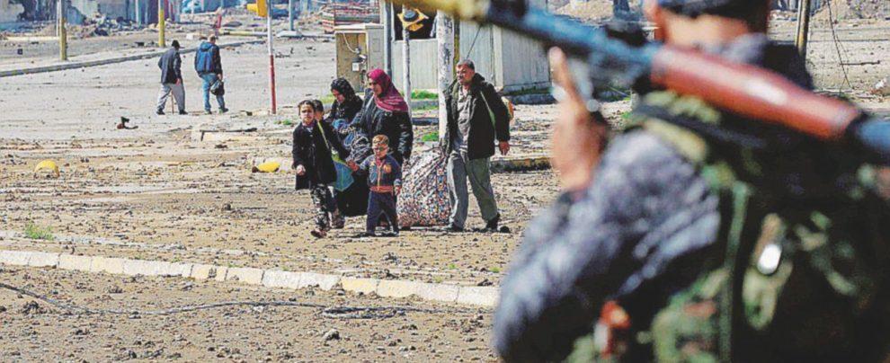 Strage a Mosul: scuse Usa, i caccia e i droni dell'Italia