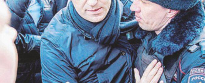 Va in piazza contro la corruzione. Arrestato Navalny, rivale di Putin