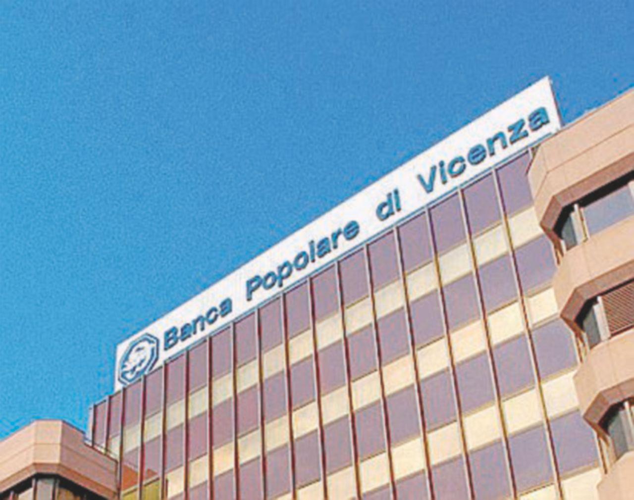 La Popolare di Vicenza perde e deve risarcire i suoi clienti
