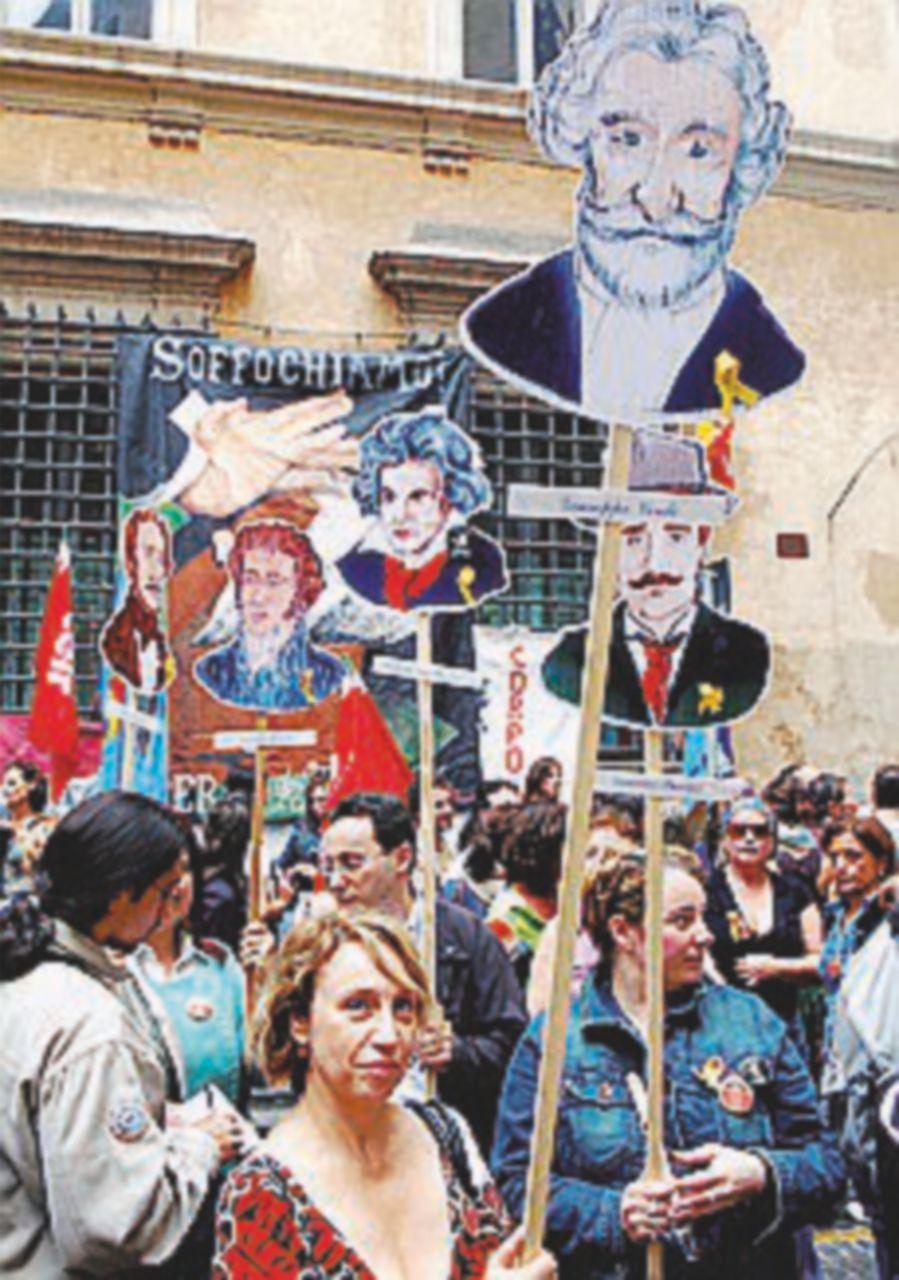 """Fondazioni liriche in sciopero: """"Politica troppo superficiale"""""""