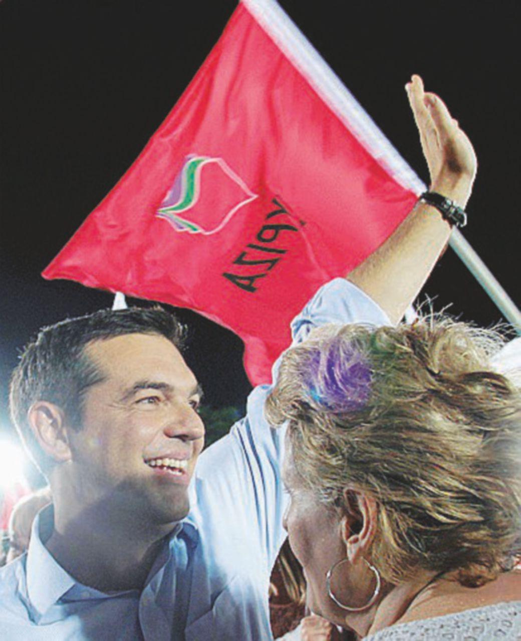 Katerina, cioè la fine della sinistra (e di Tsipras)