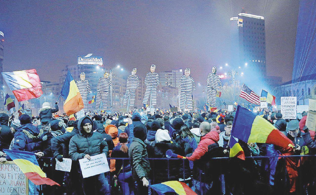 Protesta la trionferà. Ora si incazzano anche gli ex-regimi