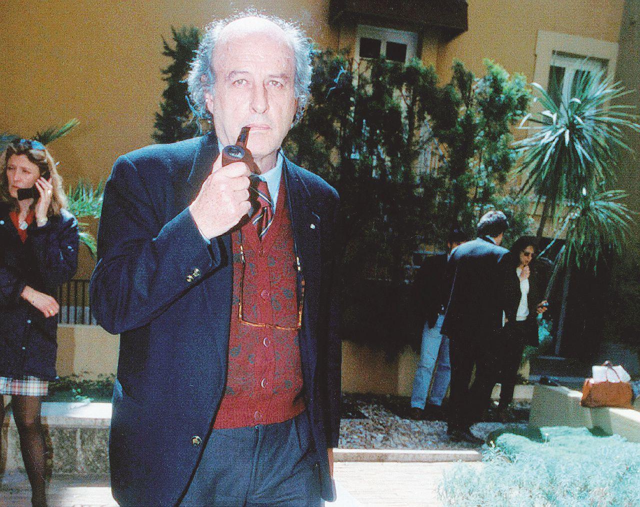 Il giudice Almerighi, un testimone diventato scrittore