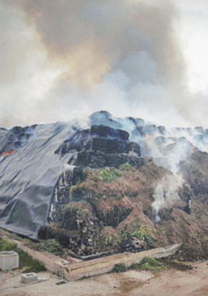 Terra dei fuochi, sequestrata un'altra discarica da 5.000 mq