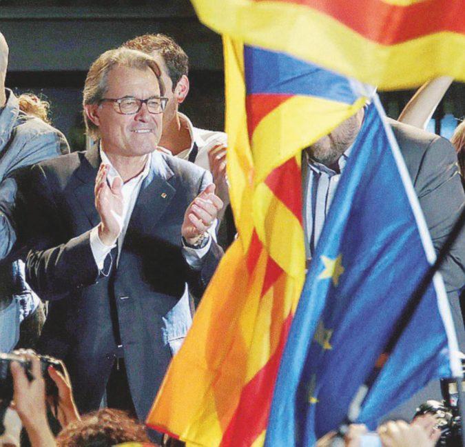 """""""Siamo catalani, non scambiateci per leghisti"""""""