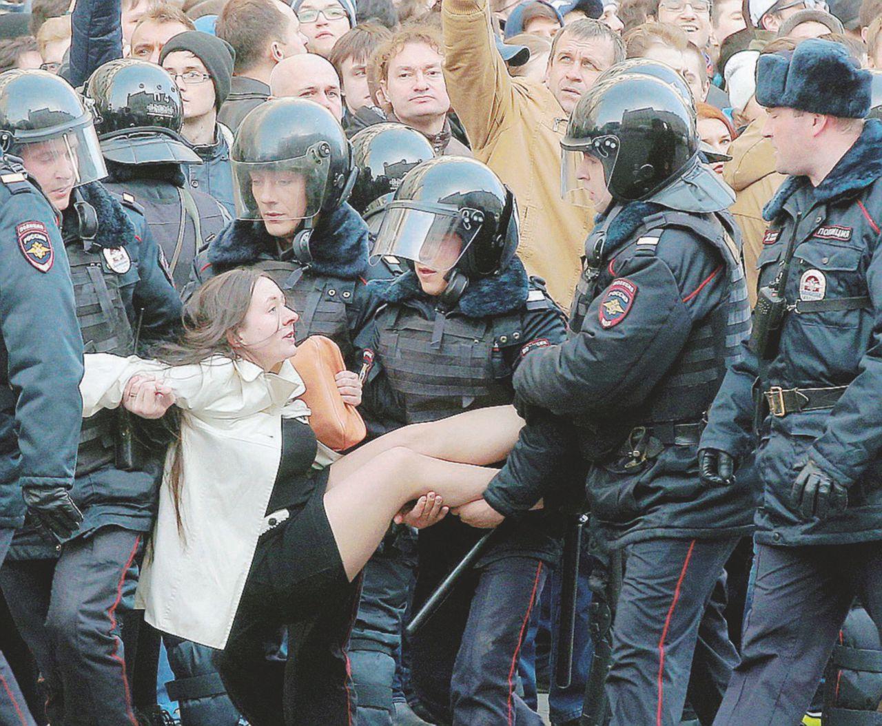 Aleksandr e i ragazzi borghesi: generazione Putin contro lo zar