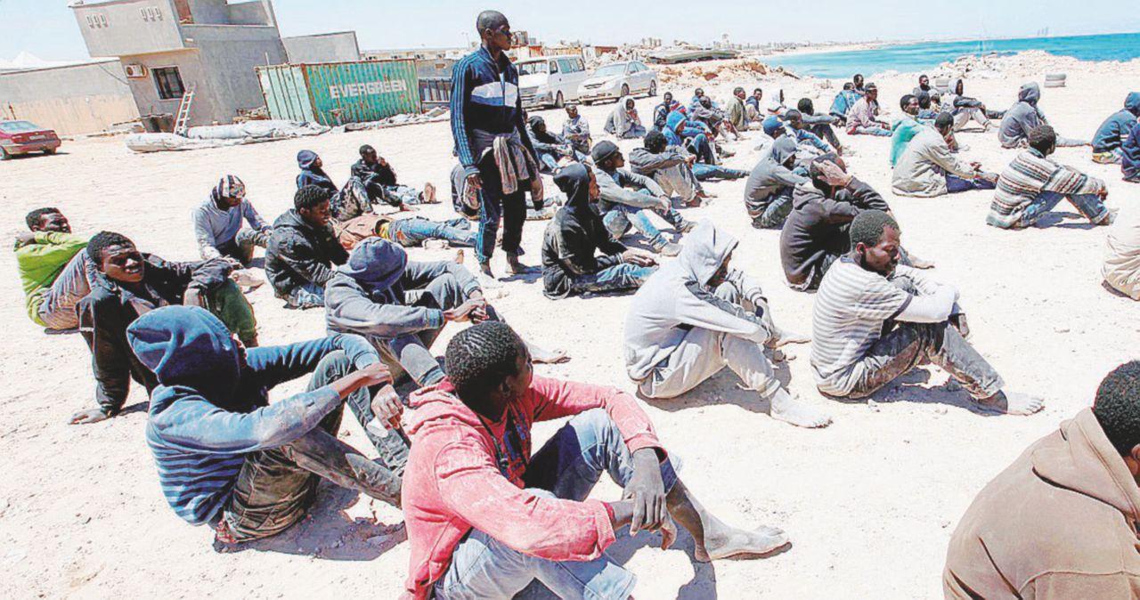 Amicizia italo-libica atto II, fiducia a perdere