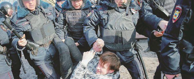 """Il sogno russo: """"Senza Putin"""""""