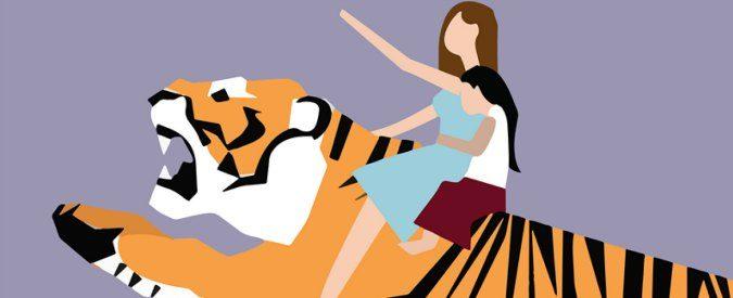 Essere madre, avere un tumore e combattere contro le tigri