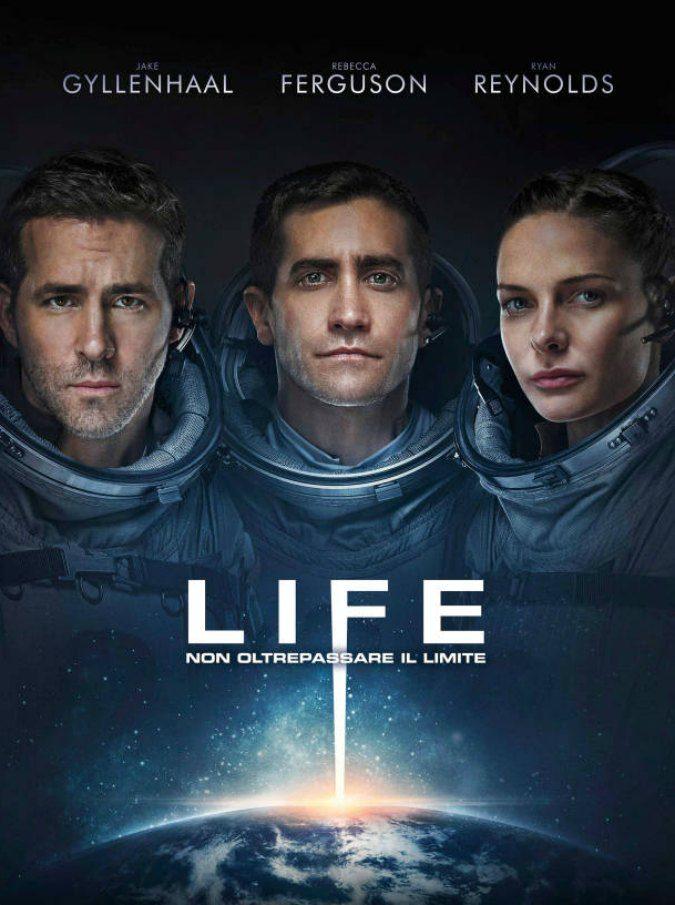Life – Non oltrepassare il limite, toc toc è tornato Alien