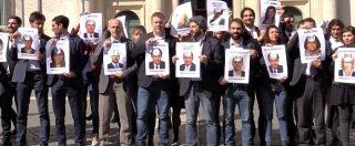 """M5s, deputati sospesi per protesta contro i vitalizi. Di Maio e gli altri in piazza: """"A loro la pensione, a noi la punizione"""""""
