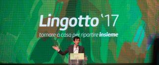 """Lingotto, Chiamparino: """"Vigliacco chi cambia casacca se cambia il vento"""" Martina: """"Diversi e uniti è possibile"""""""