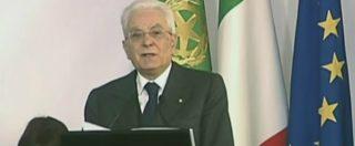 """Giornata vittime mafie, Mattarella: """"Lotta di tutti, prosciugare paludi corruzione. Politica sia impermeabile a infiltrazioni"""""""