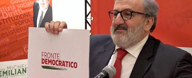 """Primarie Pd, Emiliano resta escluso in Lombardia e Liguria: """"Non ha raccolto abbastanza firme"""". I suoi: """"Imbarazzante"""""""