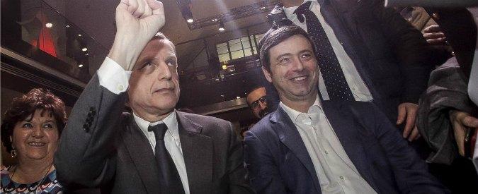 """Pd, Orlando: """"Primarie non sono referendum su Renzi. Consip? Lotti resti"""". E per Cuperlo voto aperto è """"cagata pazzesca"""""""