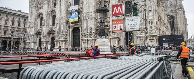 Papa a Milano, allerta massima per la visita del pontefice: 3.700 agenti e due zone rosse in città – LA GUIDA