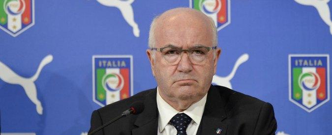 Carlo Tavecchio rieletto presidente Figc: battuto Andrea Abodi con il 54% dei voti