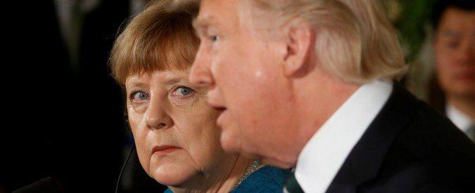 G7, dietro lo scontro Merkel-Trump c'è la ribellione della Germania all'ordine mondiale post-1945