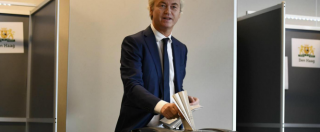 """Elezioni in Olanda, urne aperte: occhi puntati su Wilders. L'ultimo comizio: """"Maometto pedofilo, Islam minaccia"""""""
