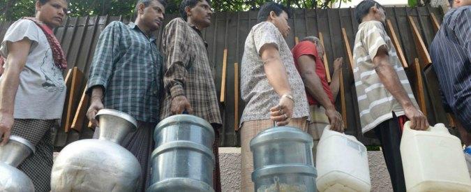 Giornata mondiale dell'acqua, a rischio quella potabile per quasi un miliardo di persone. Problema in Italia è depurazione