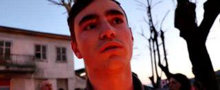"""Alatri, rabbia e dolore alla fiaccolata: """"Emanuele era la luce. Chi lo ha ucciso merita di non vederla più"""""""