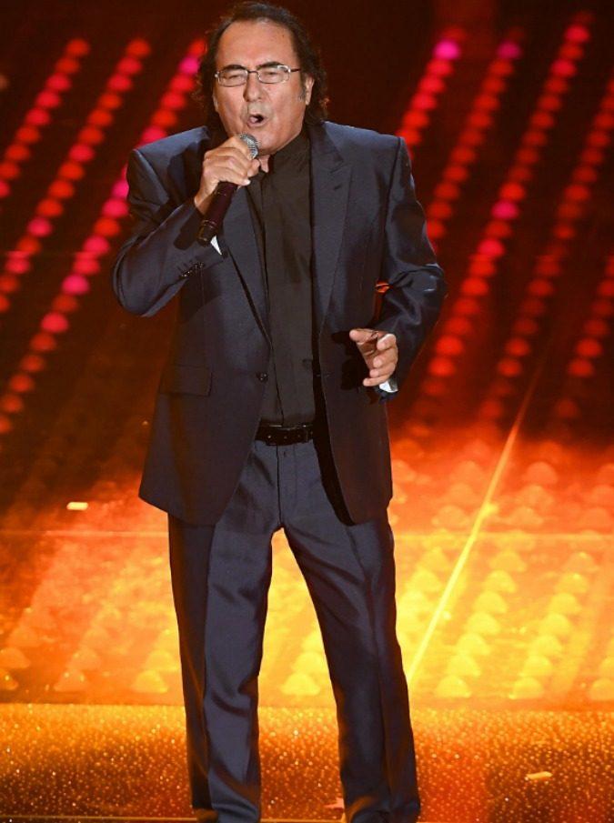 Al Bano, notte di paura per il cantante ricoverato a Bari