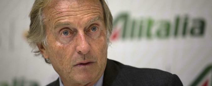 Alitalia, Montezemolo pronto a lasciare la presidenza con approvazione nuovo piano
