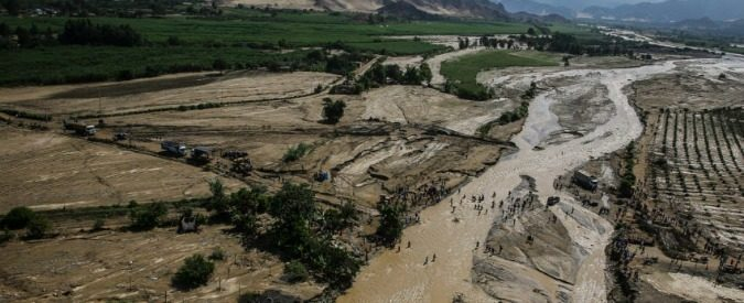 Alluvioni in Perù, un campanello d'allarme per tutta l'America Latina