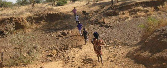 In Africa, la sabbia è un vero affare