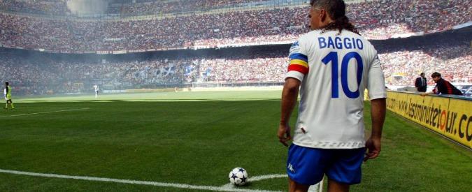 """Baggio, la lettera a Mazzone per i suoi 80 anni: """"Sei un mito vero e autentico"""""""
