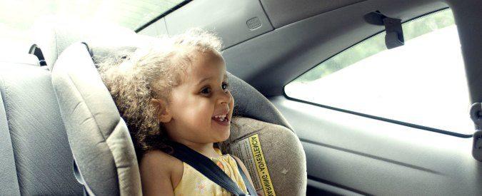 Pubblicità: quanto sono belle, sicure e pulite le auto (soprattutto con i bimbi dentro)