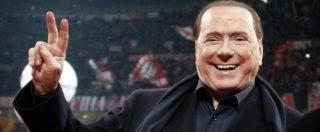 """Milan ai cinesi, con Berlusconi oltre 30 anni di successi. """"Abbiamo vinto tutto"""" – SCHEDA e VIDEO"""