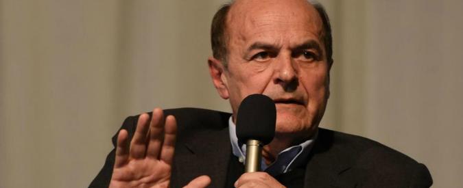 """Bersani: """"M5s forza di centro e argine alla deriva populista. Se vincono e chiedono un incontro? Io ci sarei"""""""