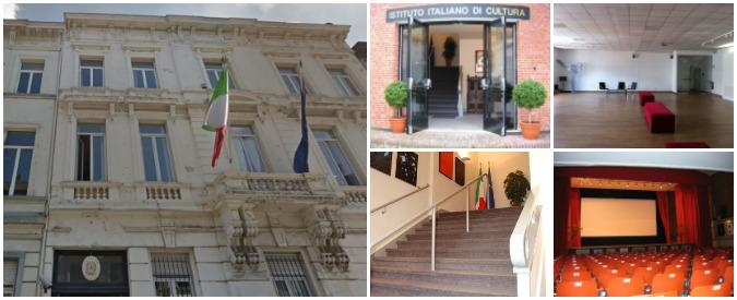 Bruxelles, l'Italia compra sede Mps per 13,5 milioni e vende l'Istituto di Cultura (che dal 2018 finirà dentro un container)