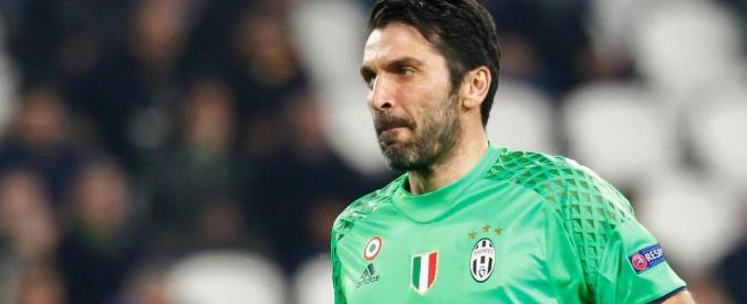 """Buffon attacca le proprietà straniere: """"Roma agli americani, milanesi ai cinesi, è una sconfitta per il calcio italiano"""""""