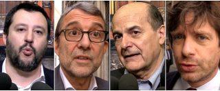 """Legge elettorale, è caos. Bersani: """"Mattarellum? Pd fa il furbo"""". Giachetti: """"Mdp come M5s"""". E Civati: """"Occhio al Renzellum"""""""