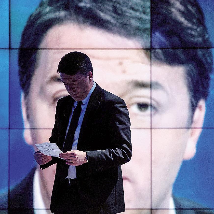 In Edicola sul Fatto Quotidiano del 9 marzo: Renzi, gli 80 euro e le altre mance pagate dai poveri
