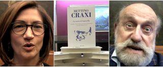 """Craxi, il caso Minzolini conforta i nostalgici: """"Le cose migliorano"""". La Gelmini: """"Anche Travaglio gli dedicherebbe una via"""""""