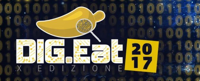 DIG.Eat 2017, l'evento a Roma per discutere di sviluppo del digitale in Italia