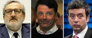 """Congresso Pd, voto nei circoli: """"Renzi doppia Orlando ed Emiliano supera il 5%"""""""
