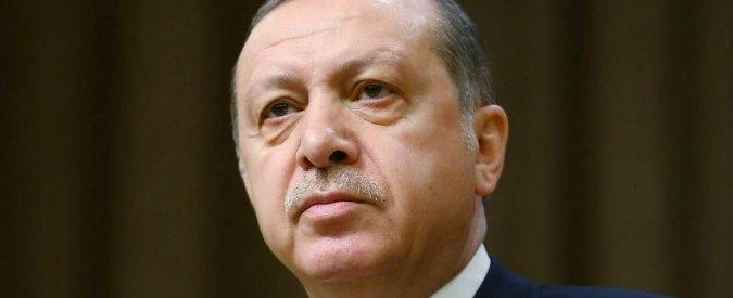 """Erdogan: """"L'Europa scivola verso i giorni che precedevano la 2° guerra mondiale"""""""
