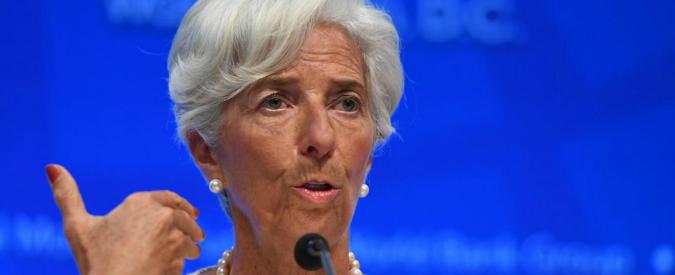"""Crescita, Fmi taglia la stima del Pil 2019 a +0,6%. Rivista al ribasso tutta l'Eurozona. Italia inserita fra """"maggiori rischi globali"""""""