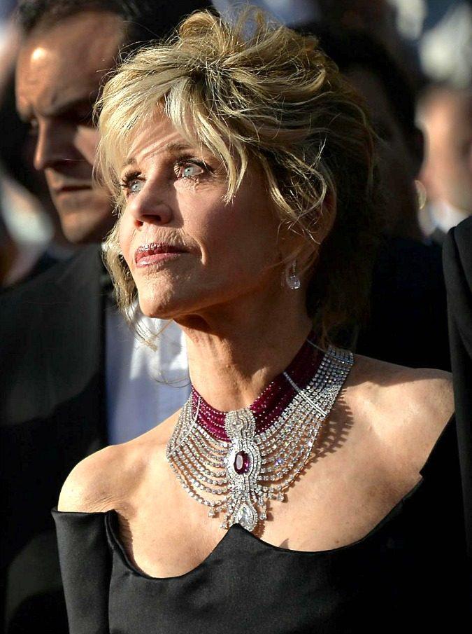 """Jane Fonda: """"Sono stata stuprata da bambina e ho pensato fosse colpa mia"""""""