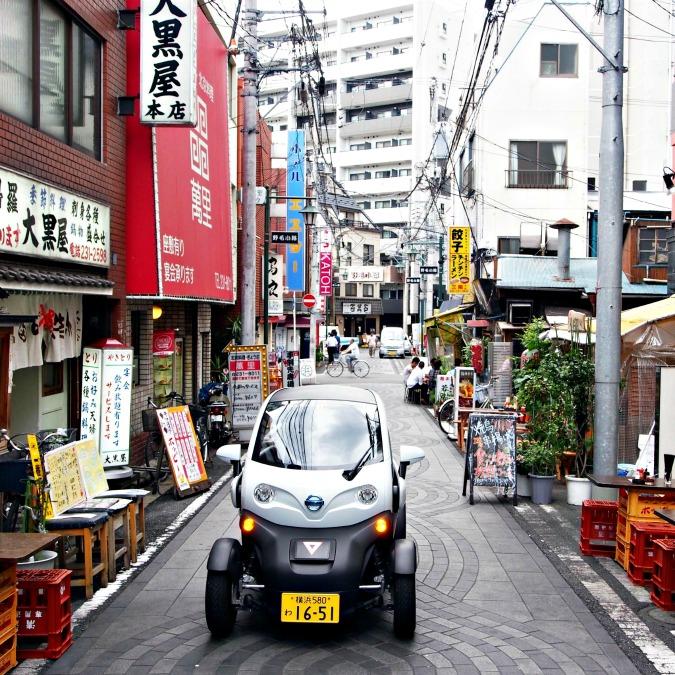 Giappone, arriva il car sharing elettrico firmato Nissan – FOTO