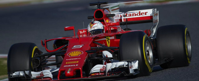Test F1: Ferrari Mercedes, la sfida si riaccende