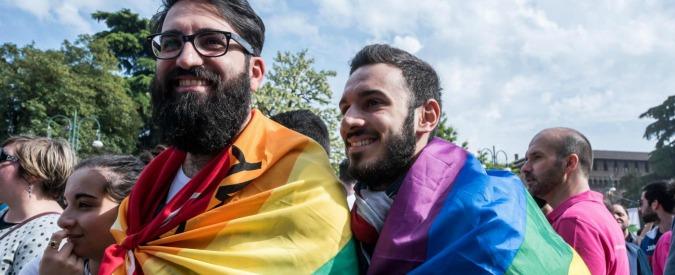 Coppie gay, il riconoscimento dei diritti migliora la vita