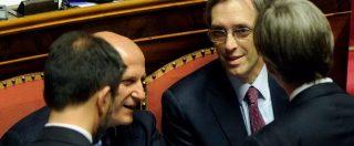 """Minzolini salvato. E ora Berlusconi spera nella Corte di Strasburgo. Ghedini: """"Fatti identici trattati in maniera diversa"""""""
